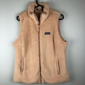 Patagonia Los Gatos Rosewater Vest Women's XL NWT